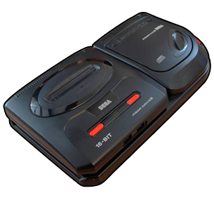 Sega CD - Romcollector