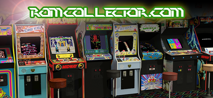 Romcollector - Hyperspin Drives for Arcade Systems, Preconfigured